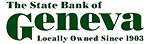 The State Bank of Geneva Logo